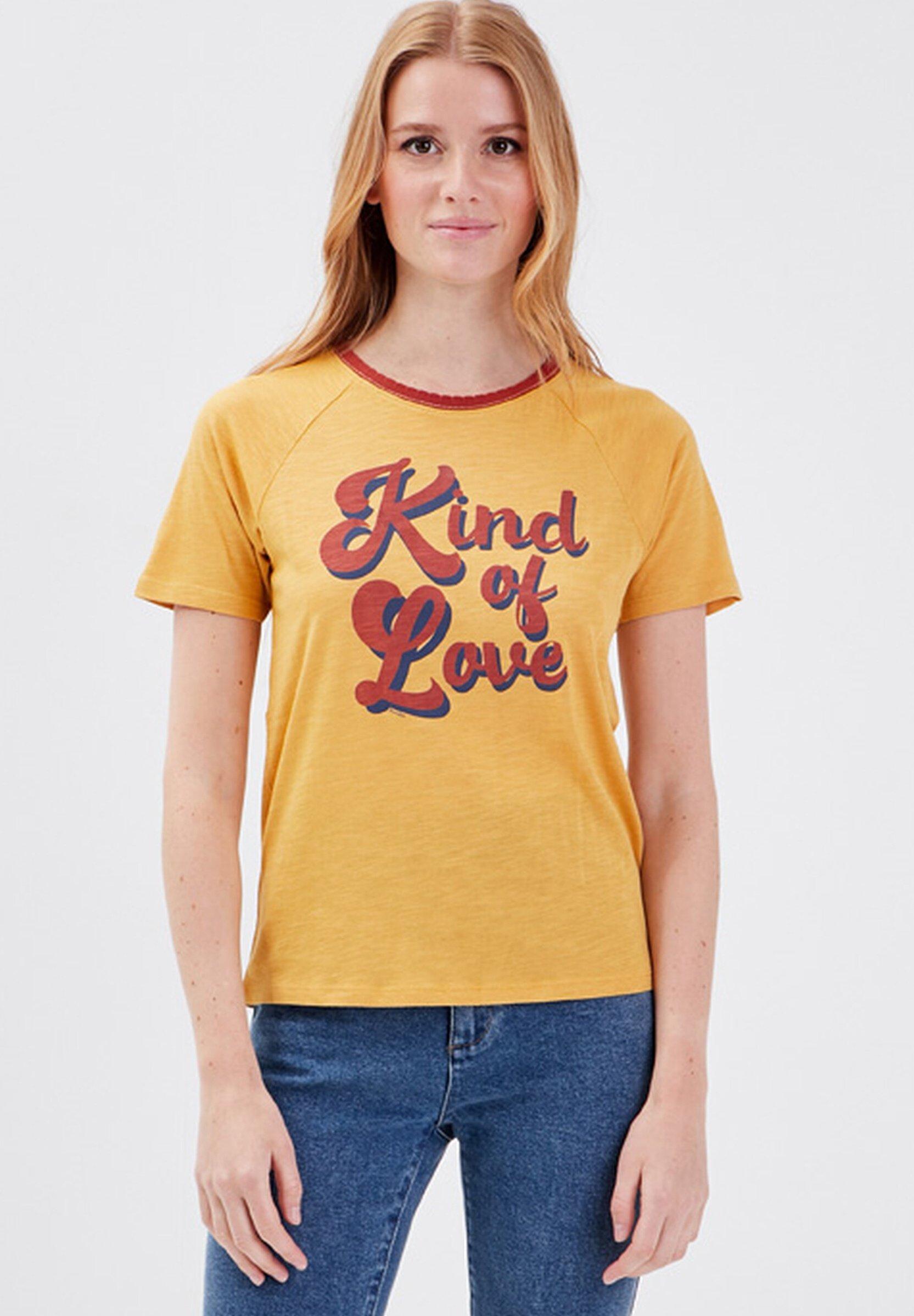 Damen UMWELTFREUNDLICHES  - T-Shirt print
