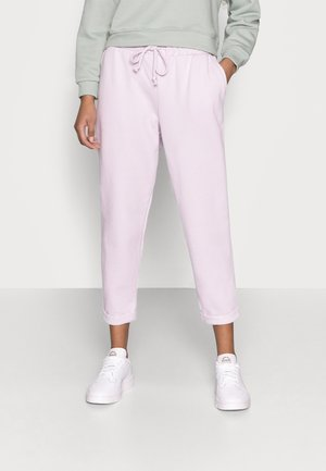 BASIC JOGGER - Pantalones deportivos - lilac