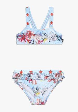 NAILA - Bikini - light blue