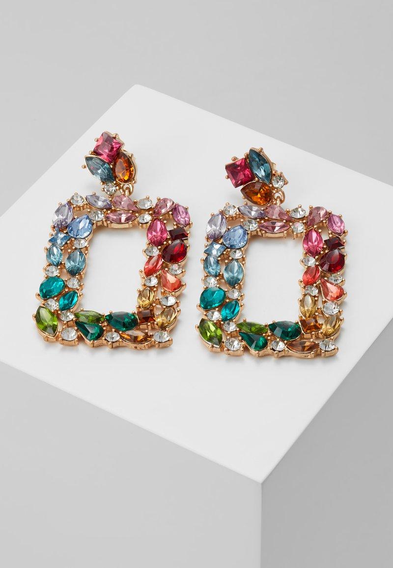 Pieces - Orecchini - gold-coloured/multi