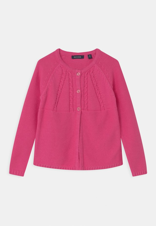 KIDS GIRLS - Cardigan - pink