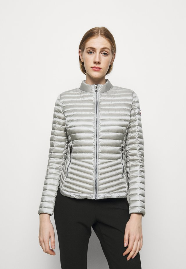LADIES JACKET - Gewatteerde jas - cold light steel