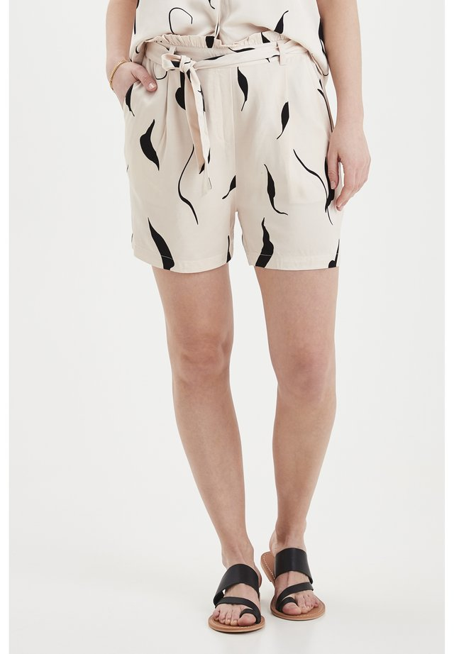 Shorts - black mix