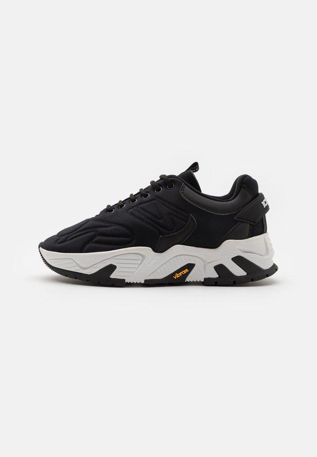KAKKOI UNISEX - Sneakers laag - black