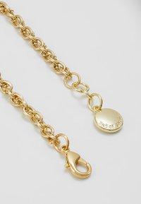 SNÖ of Sweden - SPIKE SMALL BRACE - Bracelet - plain gold-coloured - 3