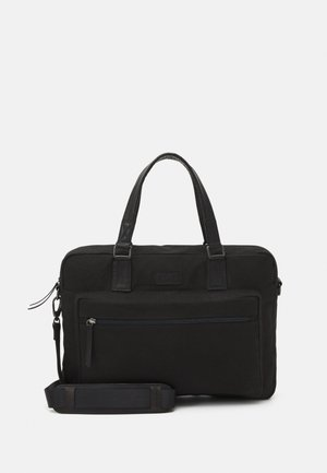 ZAYNE BRIEF ROOM - Laptop bag - black