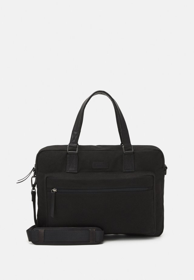 ZAYNE BRIEF ROOM - Laptoptas - black