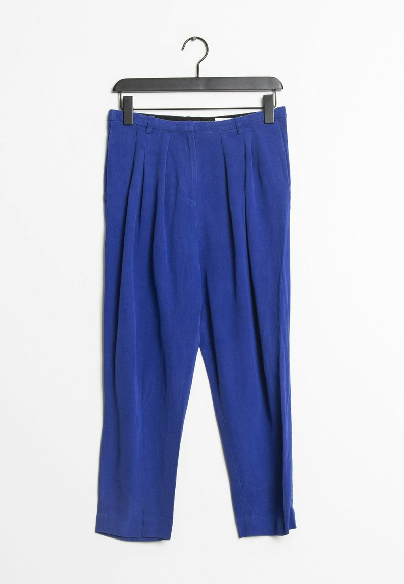 & other stories - Trousers - blue