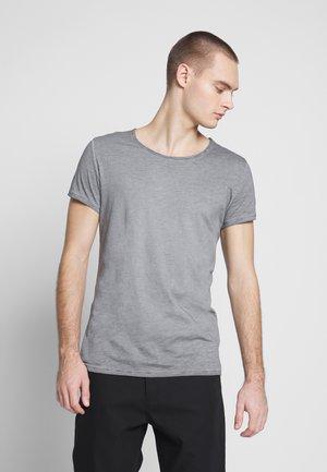 VITO SLUB - Print T-shirt - vintage grey