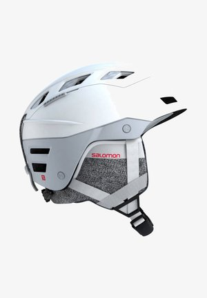 QST CHARGE W - Helmet - black/red