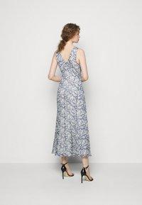 Polo Ralph Lauren - Maxi dress - blue/cream - 2