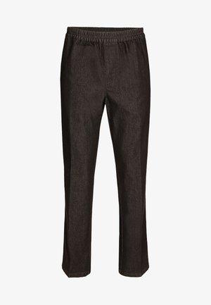 GUSTAV - Trousers - black