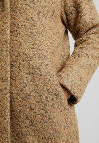 Samsøe Samsøe - HOFF - Classic coat - khaki melange - 5