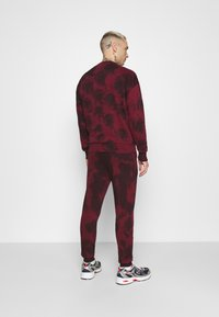 Another Influence - LEX  - Tracksuit bottoms - burgundy - 2