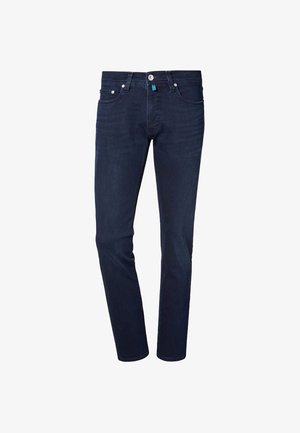 LYON TAPERED - Jeans Tapered Fit - dark blue