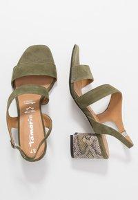 Tamaris - Sandals - agave - 2