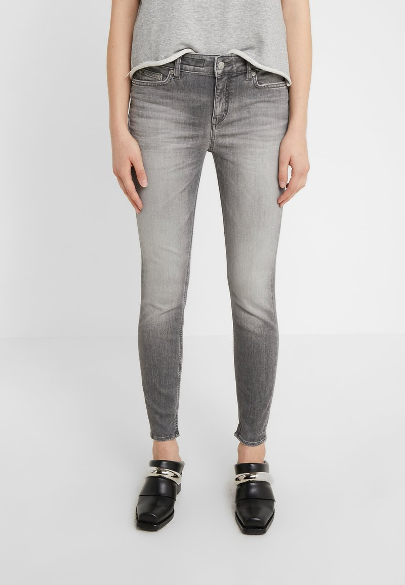 DRYKORN - NEED - Jeans Skinny - grey denim