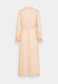 Selected Femme - SLFJEANIE VIENNA DRESS - Maxi dress - opera mauve - 1