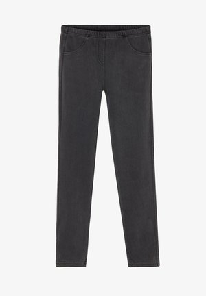 Jeggings - grigio jeans