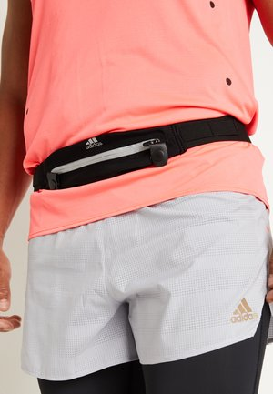 RUN BELT - Bæltetasker - black/reflektive silver