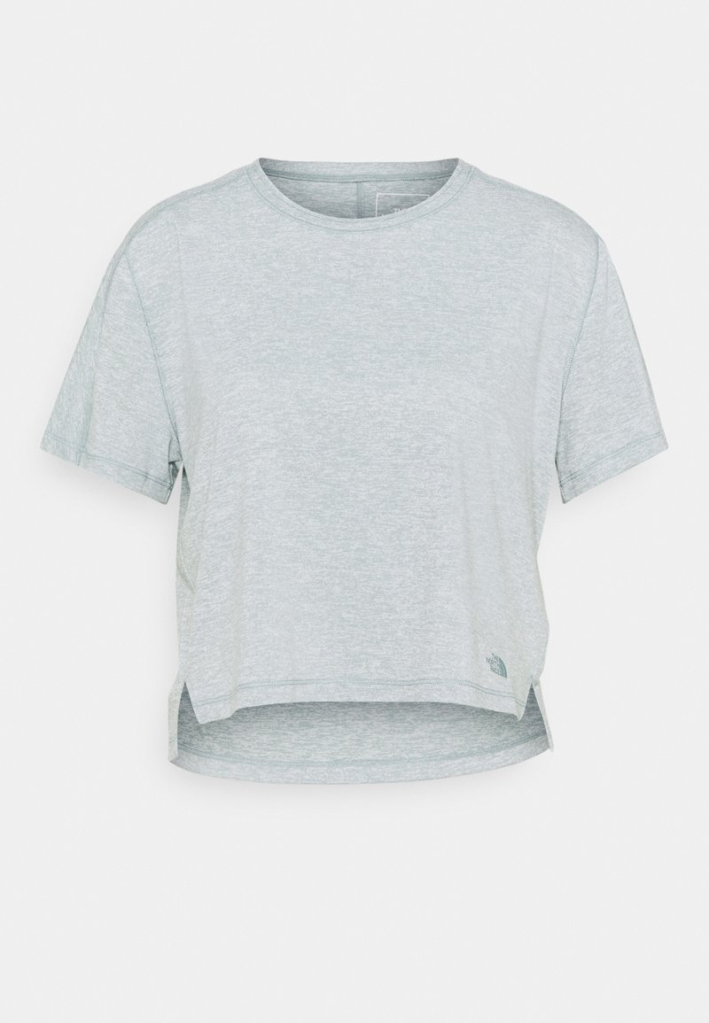 The North Face - DAWNDREAM RELAXED - T-shirt basique - silver blue heather