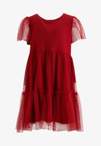 DeFacto - Cocktail dress / Party dress - red - 0