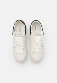 Emporio Armani - Sneakers laag - white - 3
