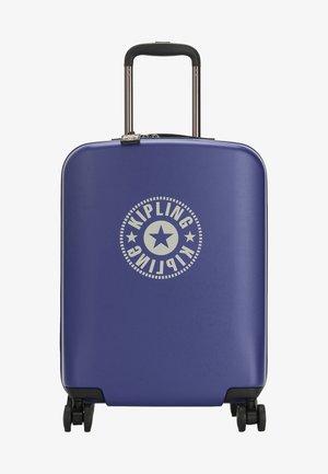 CURIOSITY S - Wheeled suitcase - laser blue