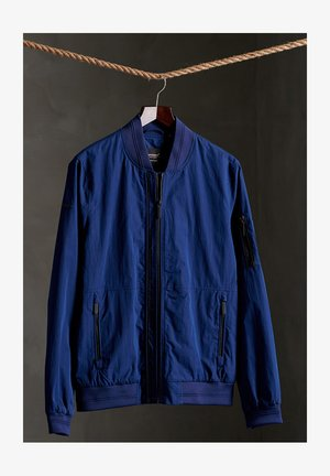 EDIT BOMBER - Bomber Jacket - twilight navy