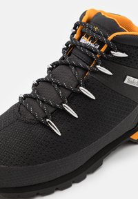Timberland - EURO SPRINT WP - Lace-up ankle boots - black - 5