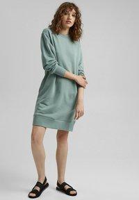 Esprit - Day dress - turquoise - 1