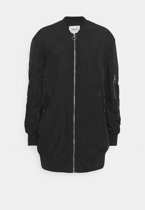 ONLJENNY - Bomber Jacket - black