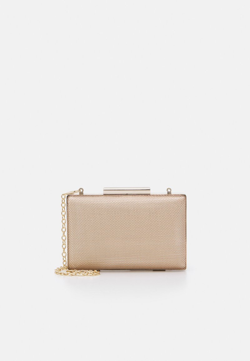 PARFOIS - BOX BAG FOREVER - Clutch - gold-coloured