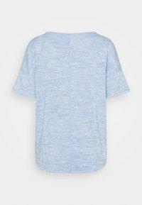 Opus - SOFIENA - Basic T-shirt - blue mood - 1