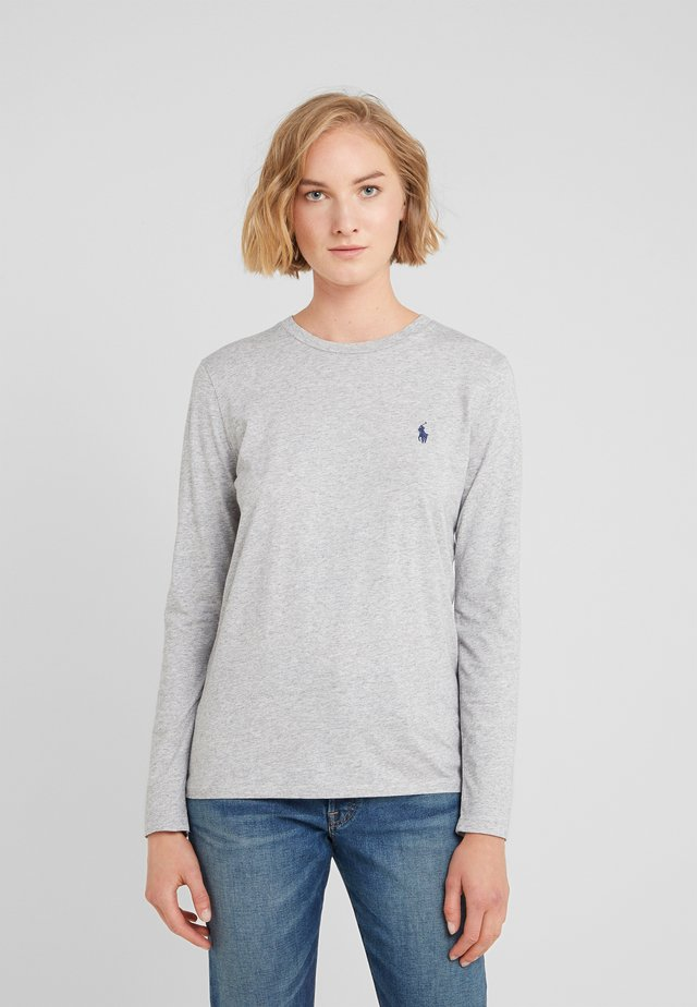 Long sleeved top - cobblestone heath