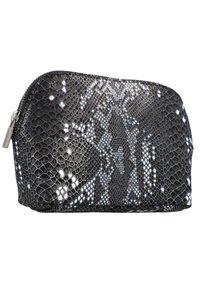 Cowboysbag - Wash bag - snake black/white - 2