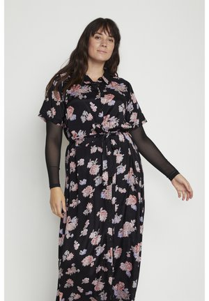 KCILONE  - Maxi dress - black