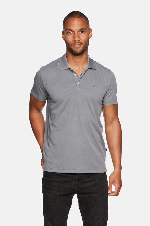 ECLIPSE - Polo - grey