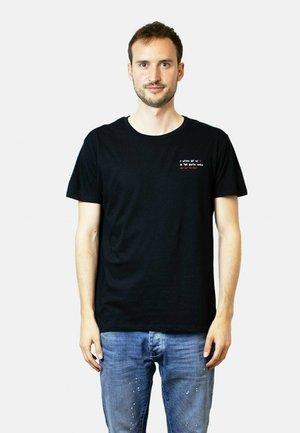 BRUTAL - T-shirt print - black