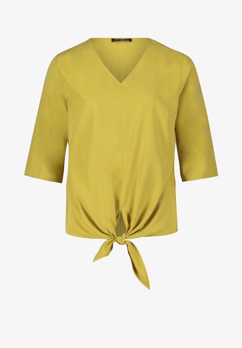 Betty Barclay - Basic T-shirt - gelb
