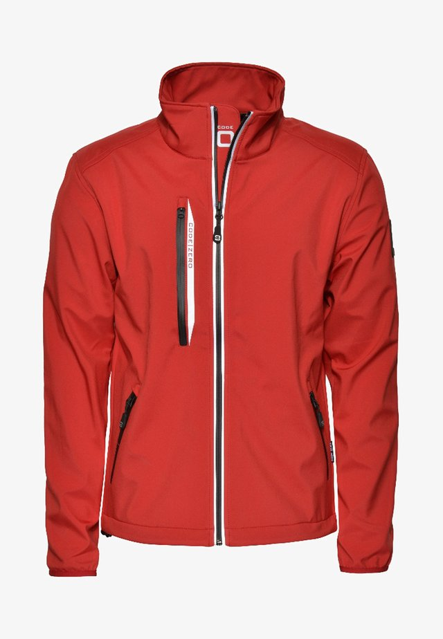 HALYARD - Outdoor jacket - chinese red