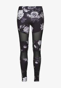 Urban Classics - Leggings - Trousers - grey - 6