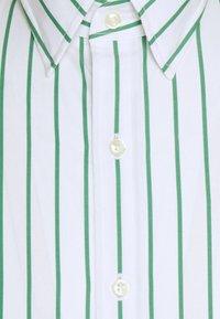 Polo Ralph Lauren - NATURAL - Shirt - green/white - 6