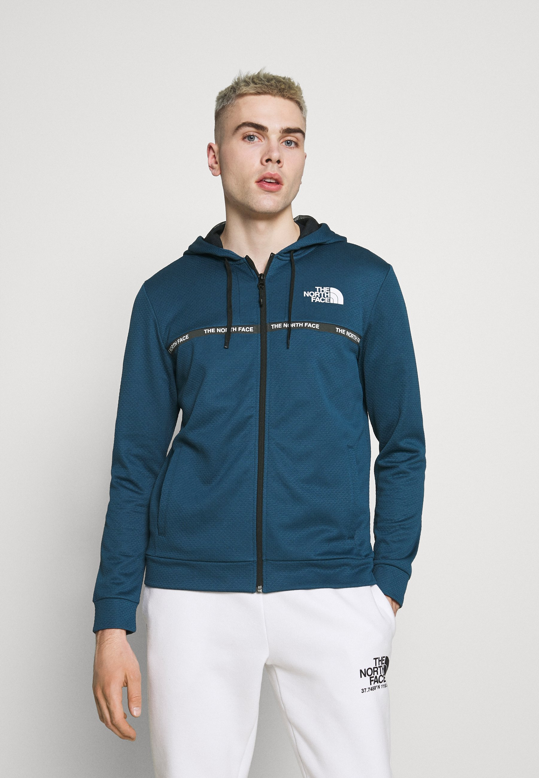 Men OVERLAY JACKET - Summer jacket