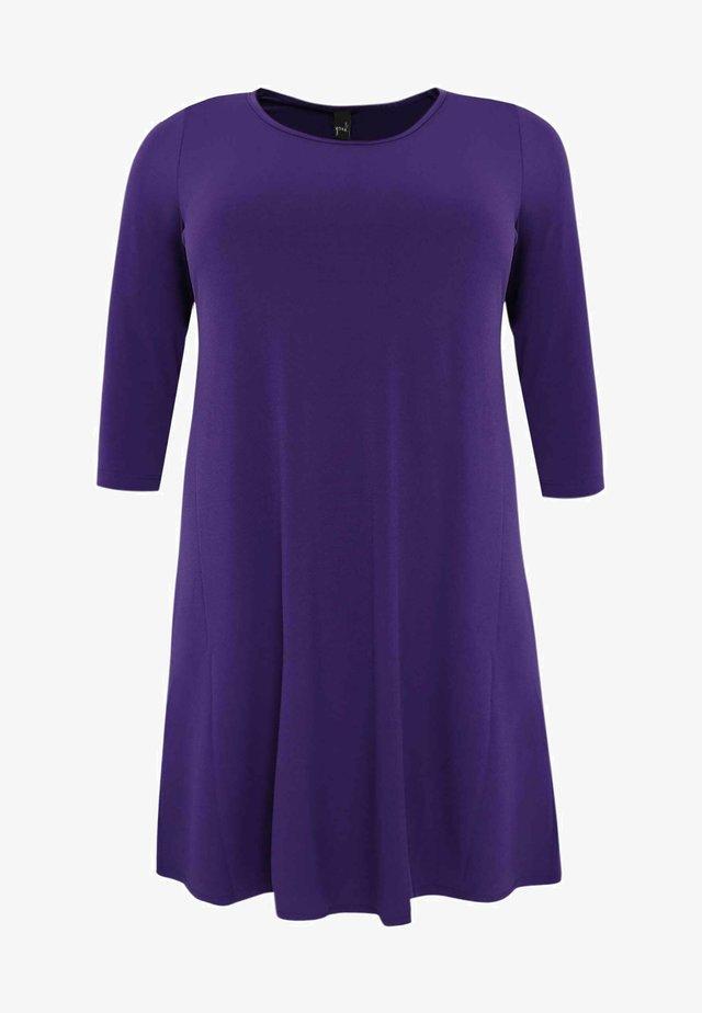 3/4 SLEEVE - Korte jurk - purple