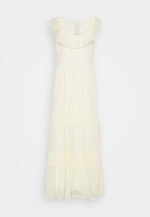 YASDEANNA DRESS SHOW - Společenské šaty - yellow