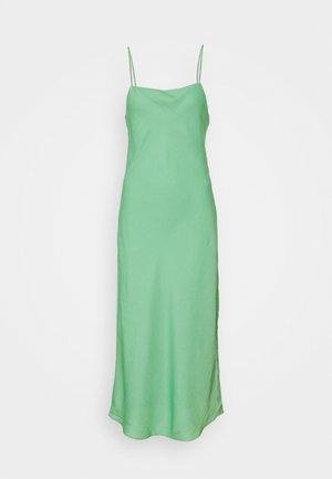 STRAPPY SLIP - Denní šaty - lido green