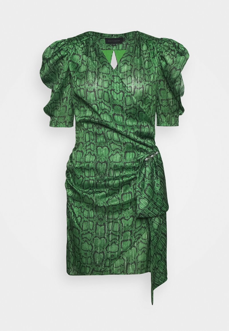 Birgitte Herskind - KATHINKA MINI DRESS - Vestido de cóctel - green