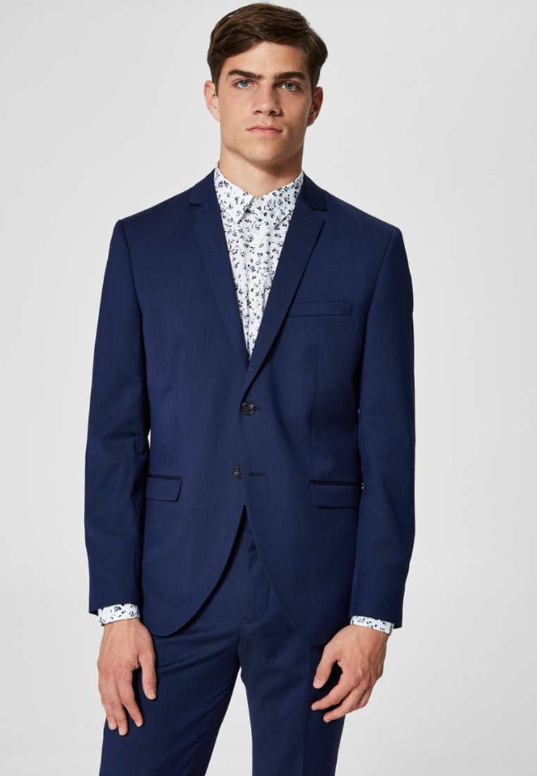 Selected Homme - Giacca elegante - dark blue