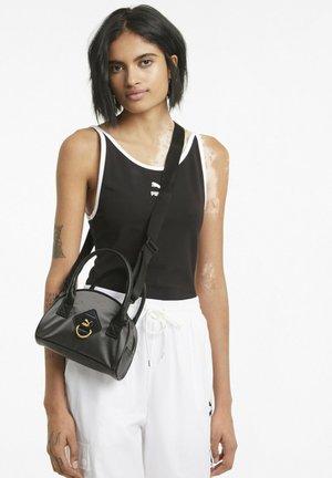 Across body bag - puma black-iridescent